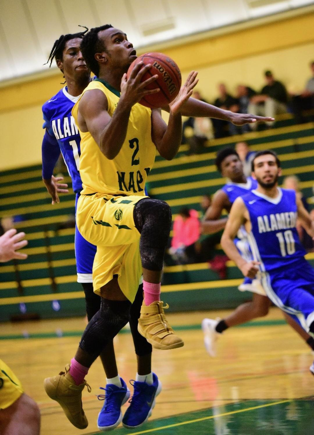 Napa Valley College men's basketball