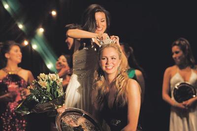Miss Napa County 2009