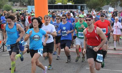 Pacific Union College cites low registration, cancels annual 'Angwin to Angwish' trail race