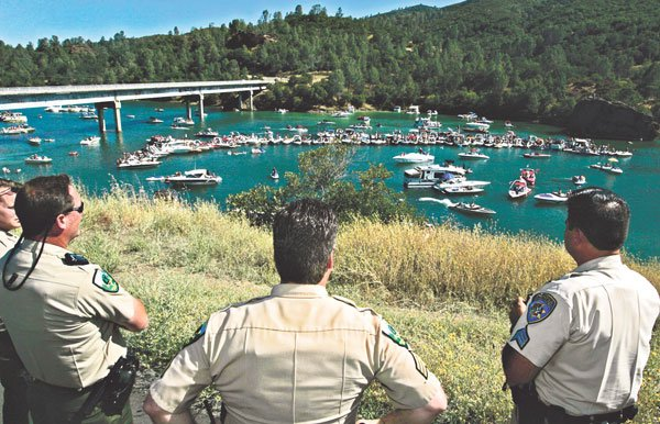 All Lake Berryessa Resorts May Be Closed For 2009 Local
