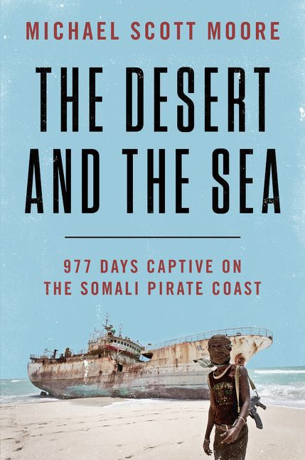 Desert and Sea book cover