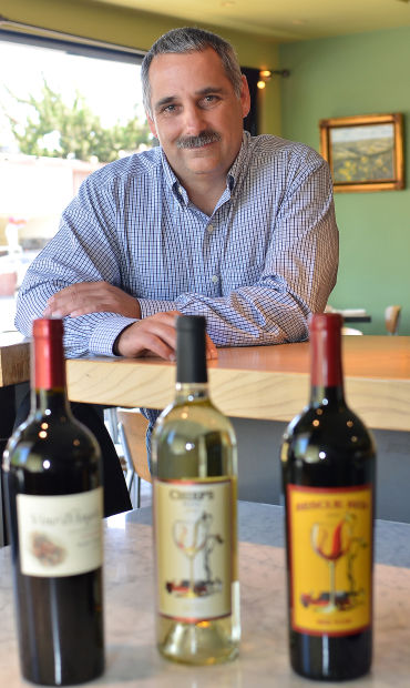 Dan D'Angelo of Vino D'Angelo Wines