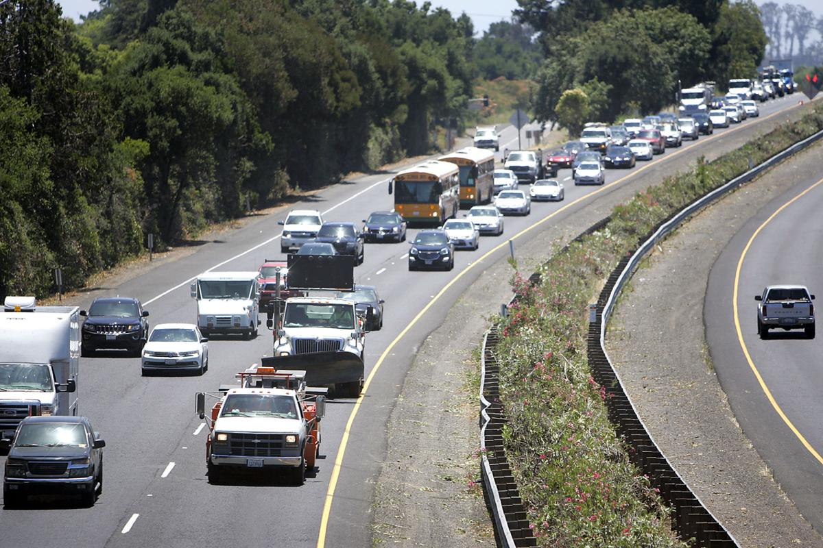 Highway 29 Traffic