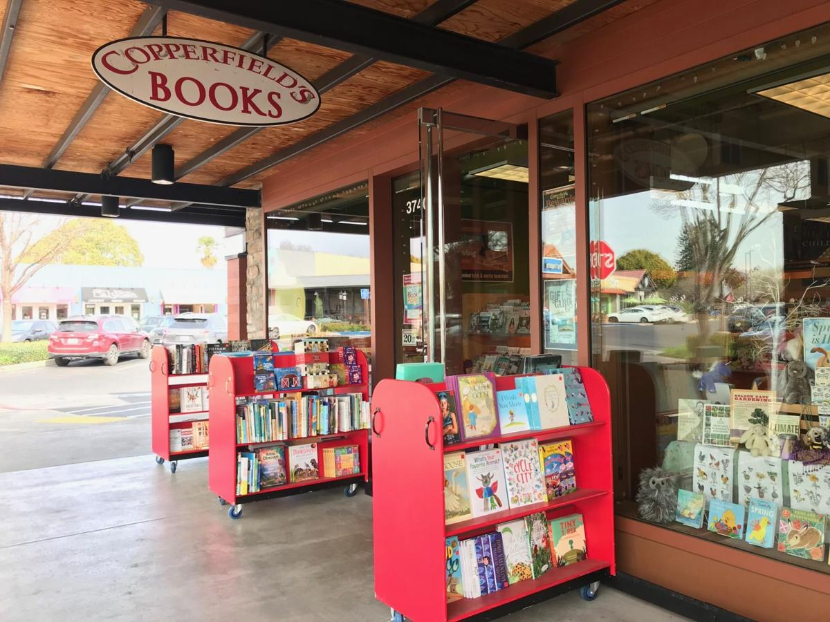 Copperfield's Books to reopen in downtown Napa
