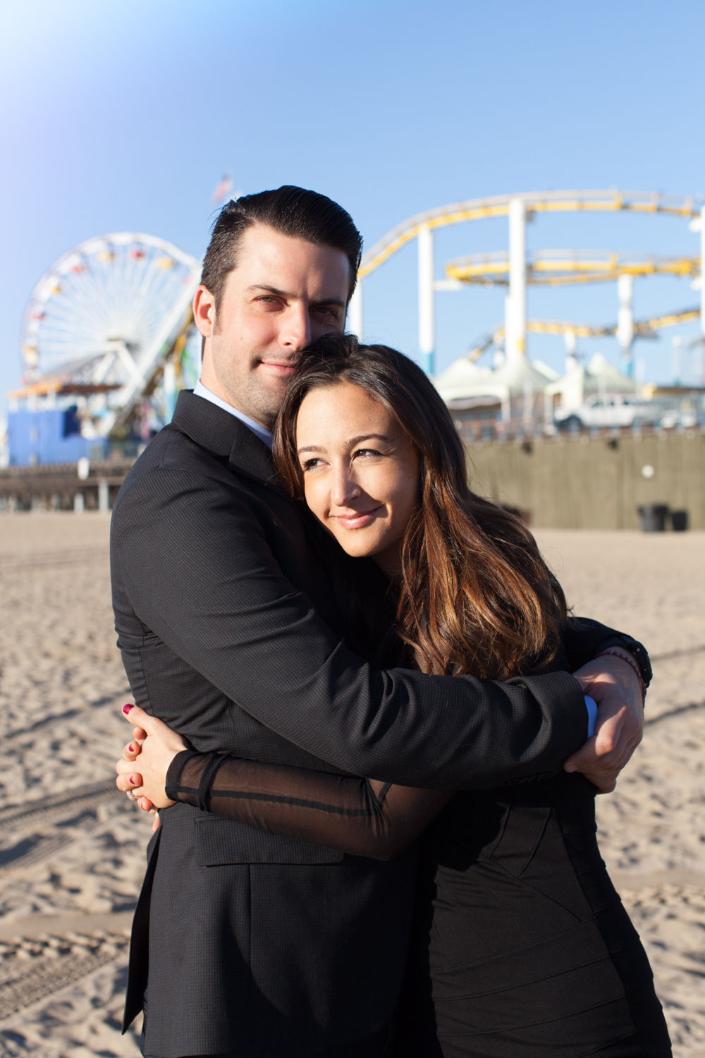 Fanucci and Schwab to wed