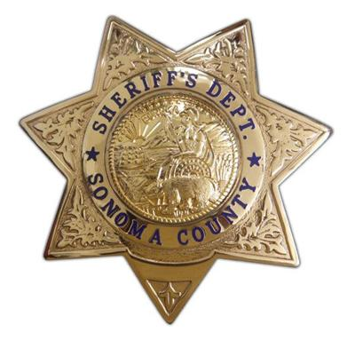 Sonoma County Sheriff's Office logo
