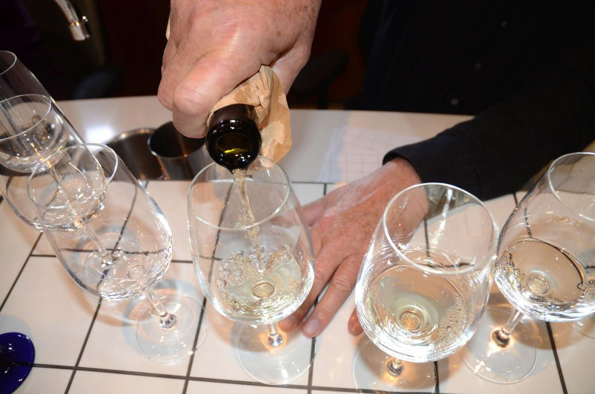St. Helena Star/Napa Valley Vintners Tasting Panel