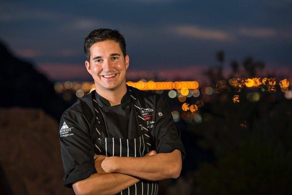 Chef Greg Wiener