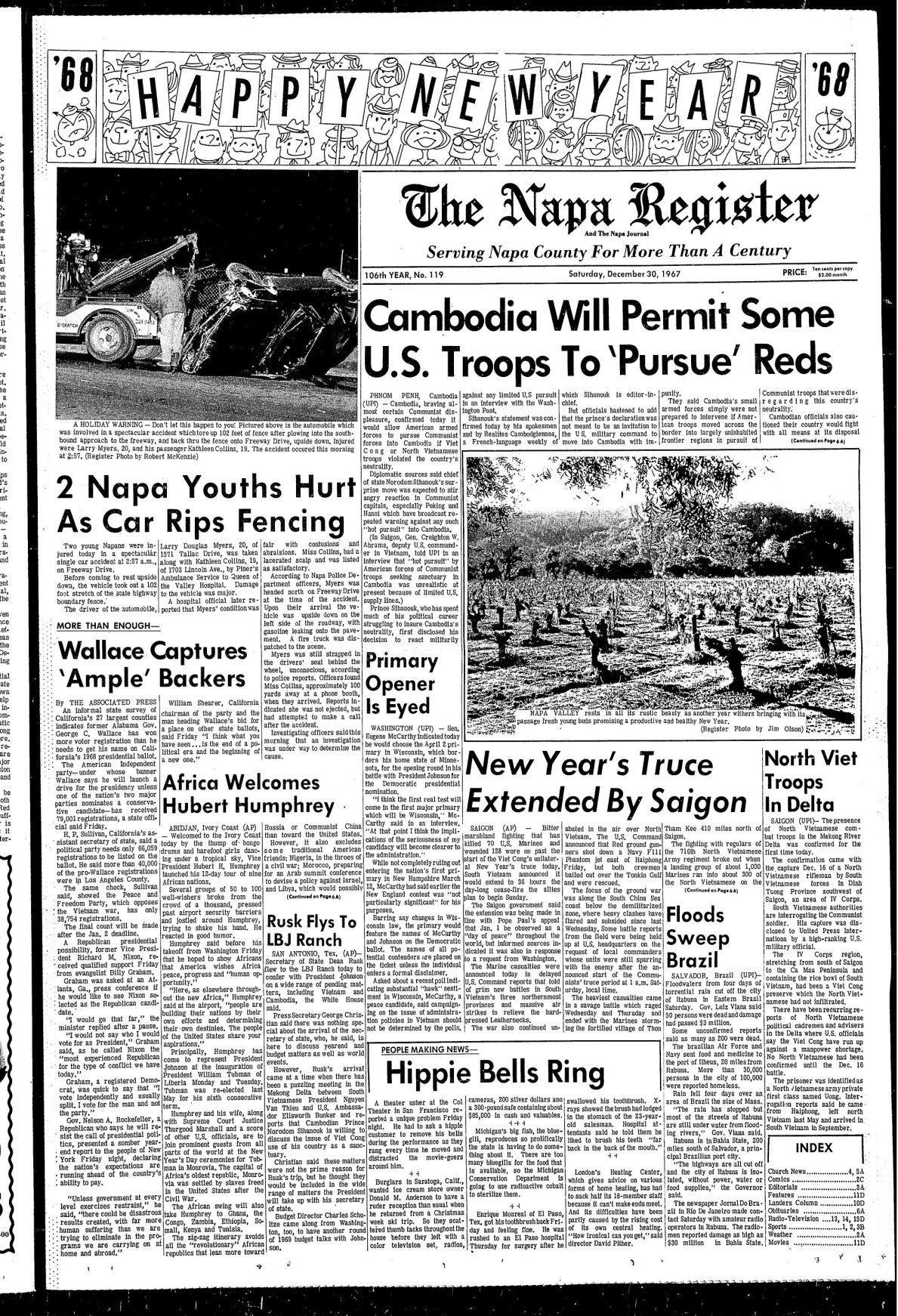 Dec. 30, 1967