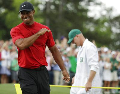 Eye of the Tiger: How CBS covered Woods' win at Masters