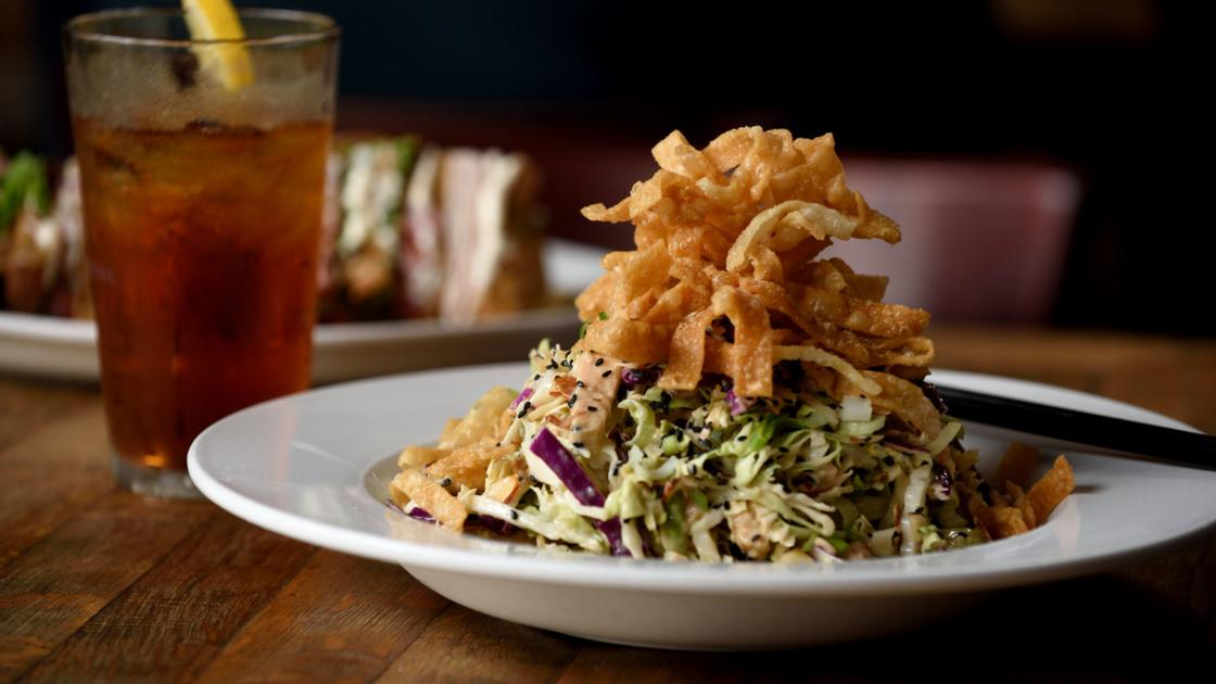 Restaurants reopen: Try a Chinese Chicken Salad