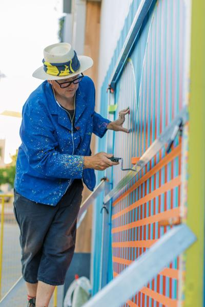 Napan adds new art to First Street Napa