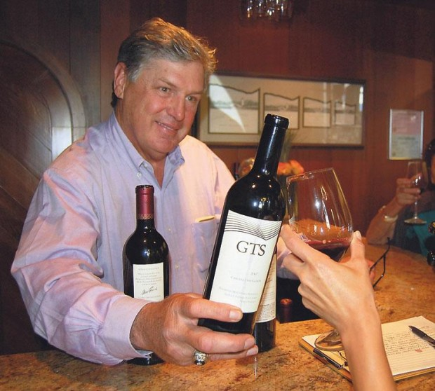 St. Helena gets a taste of Seaver and Sinatra
