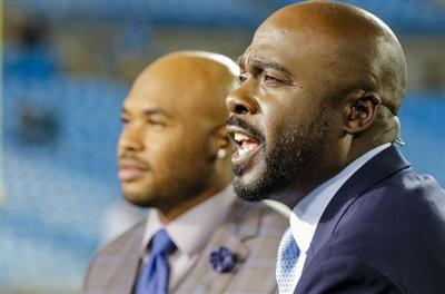 NFL Network suspends 3, including Marshall Faulk, over sexual misconduct charges