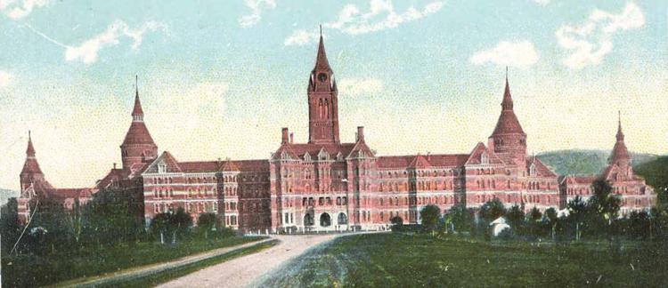 Old Napa State Hospital