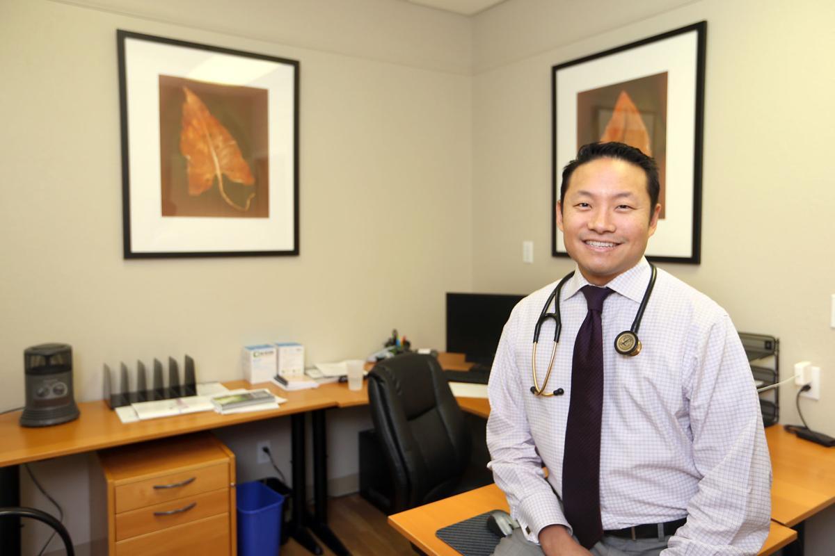 Dr. Sam Ahn