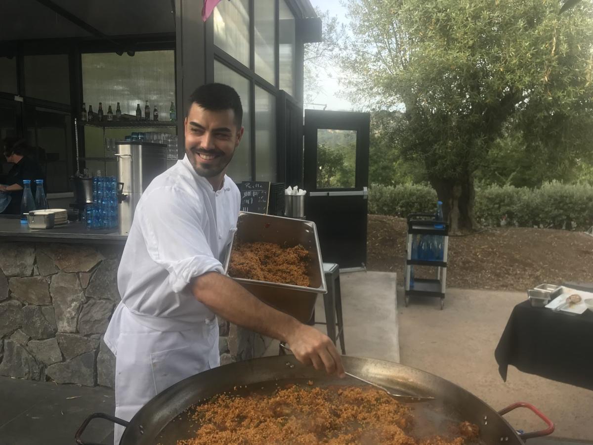 Chef Rodrigo Vazquez