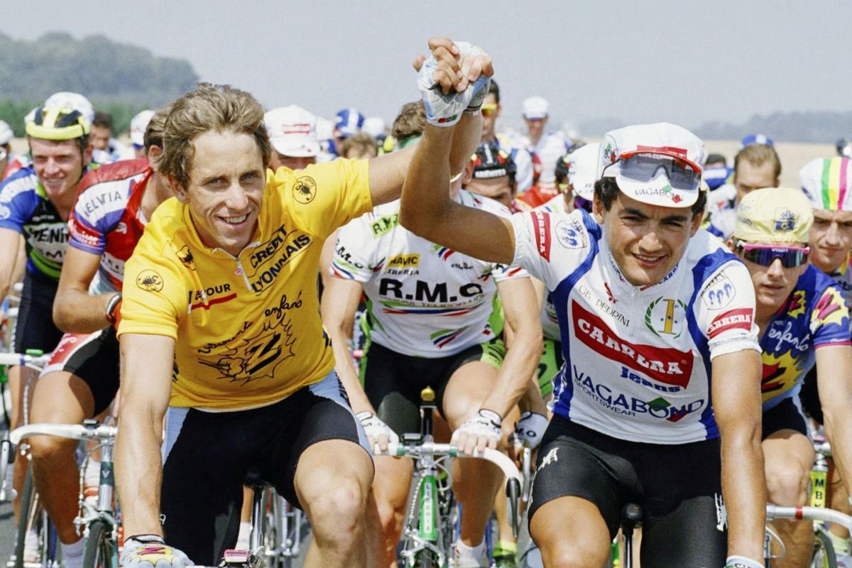 Tour de France Historic Photo Gallery