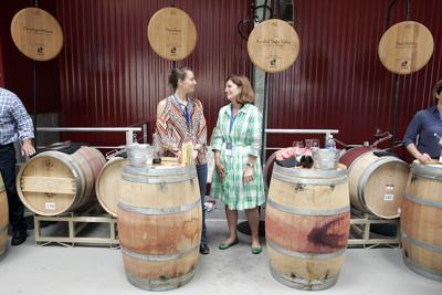 Napa Valley Barrel Auction