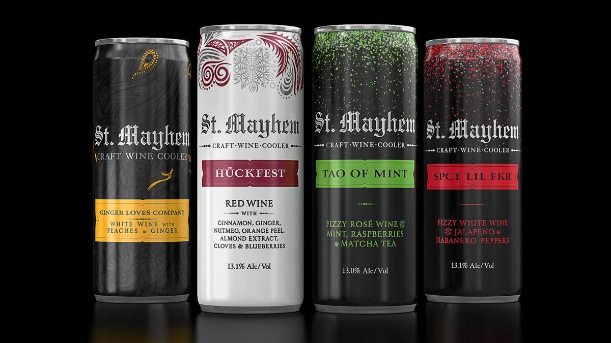 The craft wine coolers of St. Mayhem