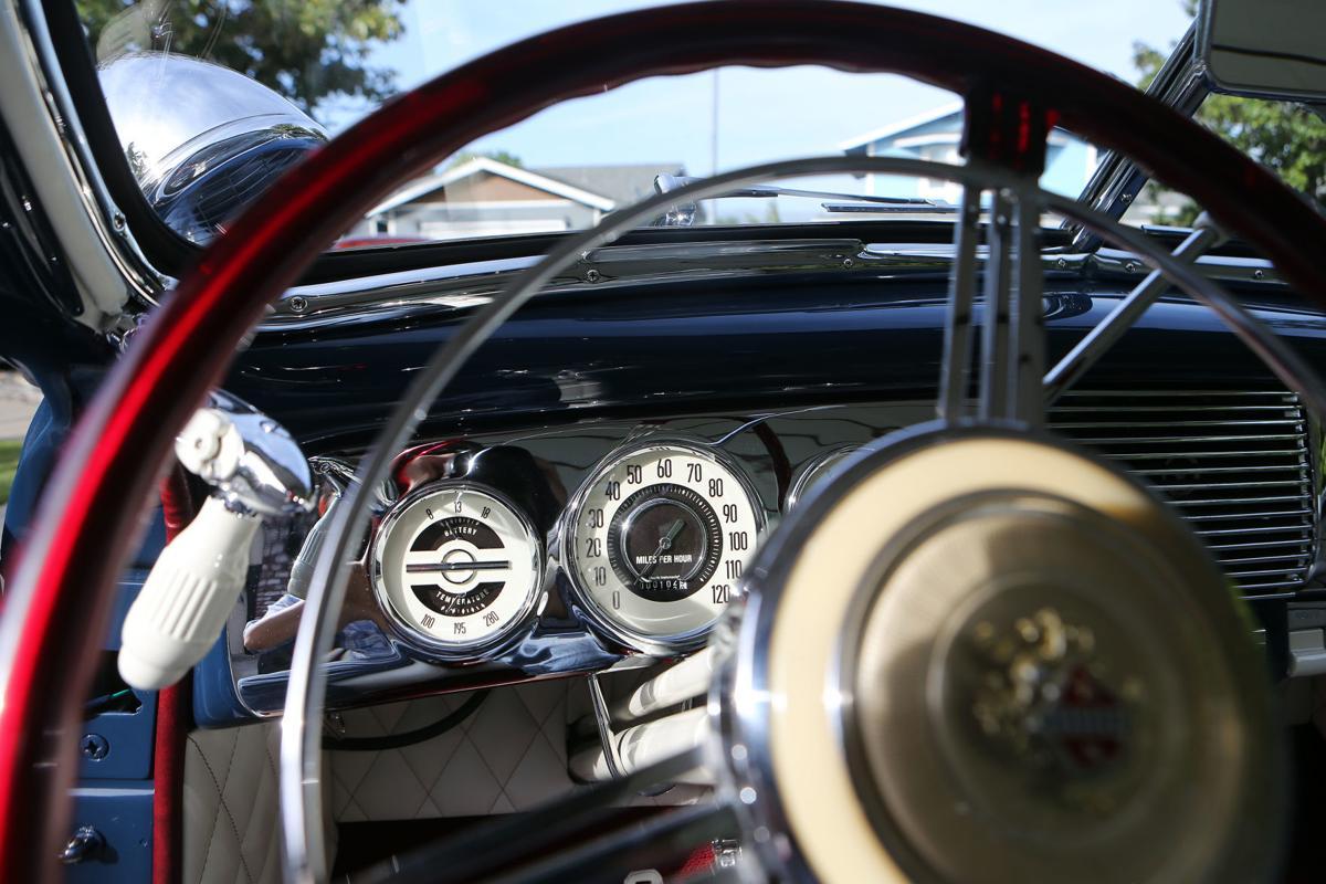 Award-winning show car dedicated to mother's memory