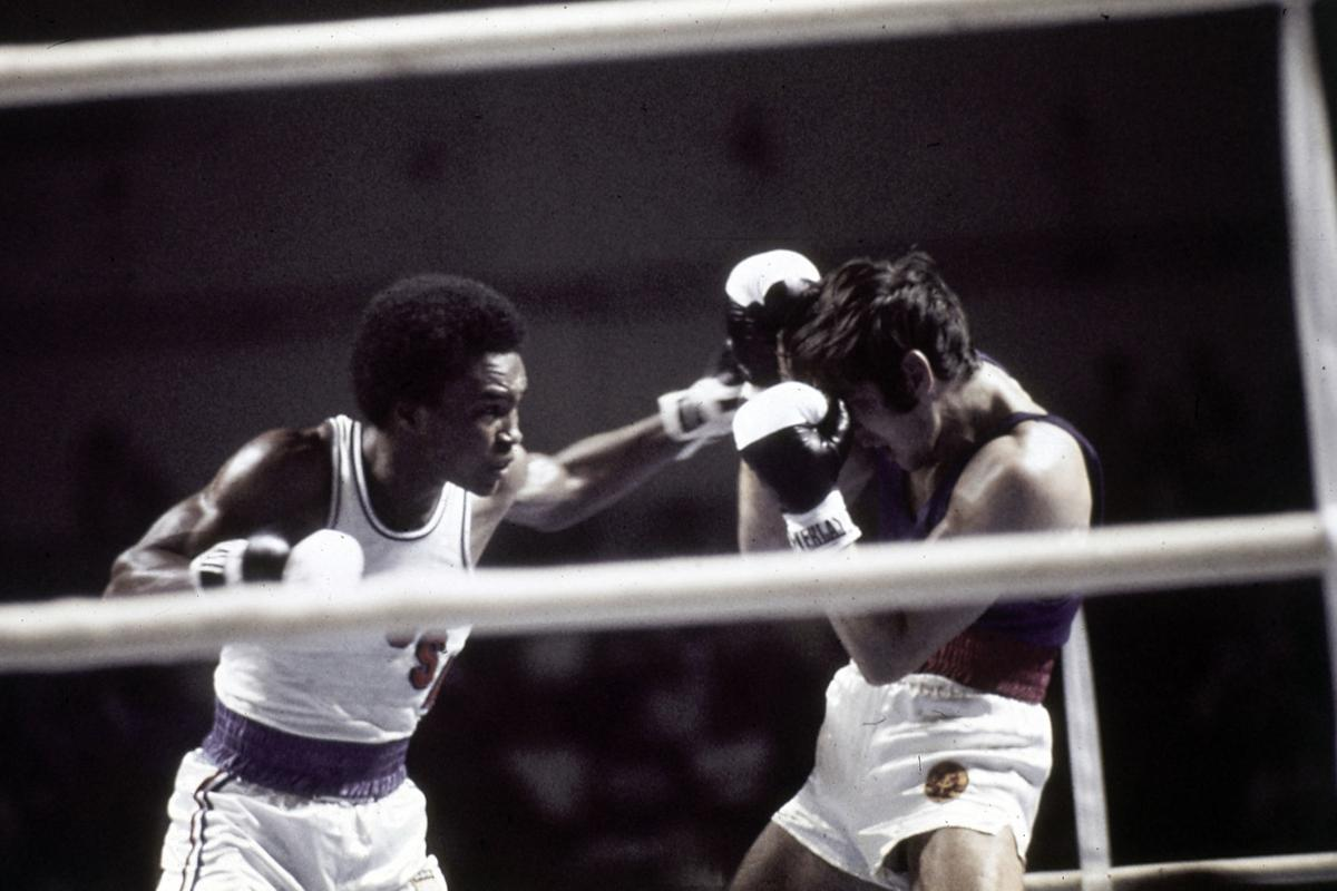 Olympic Games Sugar Ray Leonard
