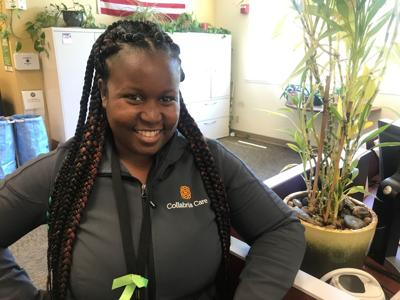 Tiffanie Walker is the Information & Assistance Program Manager at Collabria Care.