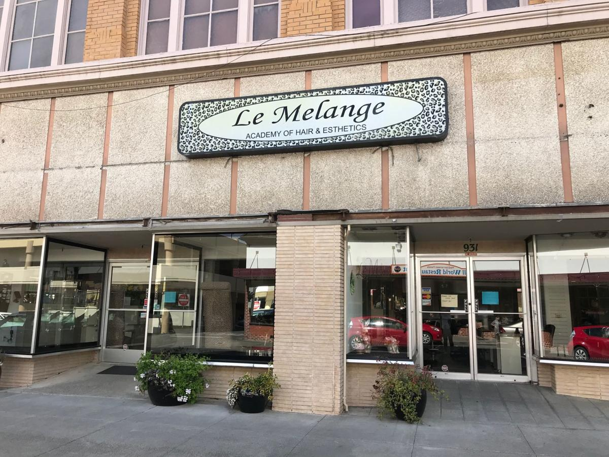 Le Melange Academy has been closed since the death of its owner Lynda Jordan