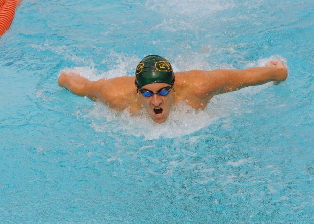 Vintage Grad Tommy Cornes To Swim For Lewis University College