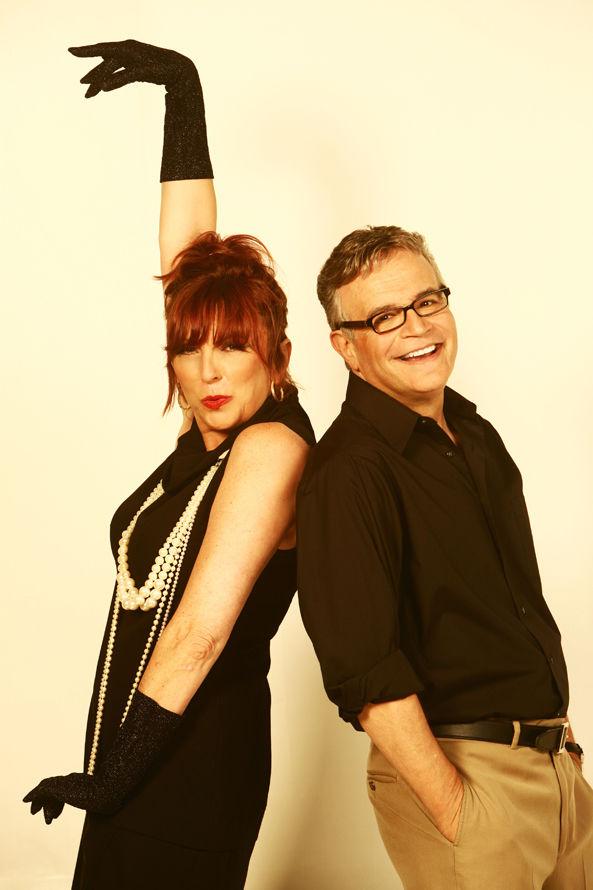 Cheryl Bentyne & Mark Winkler