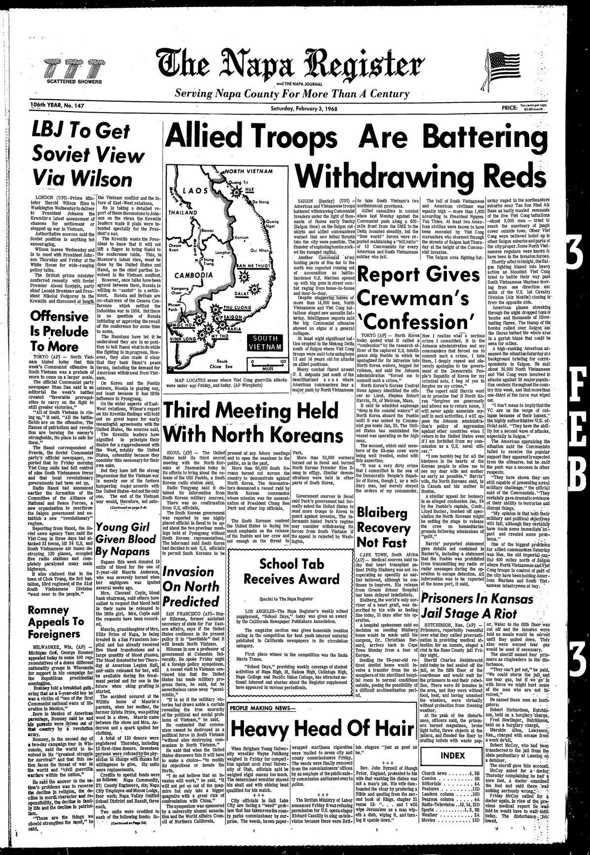 Feb. 3, 1968