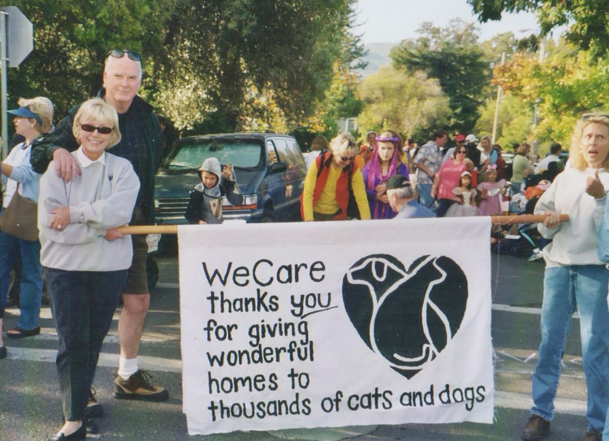 St. Helena's We Care Animal Rescue in annual Pet Parade