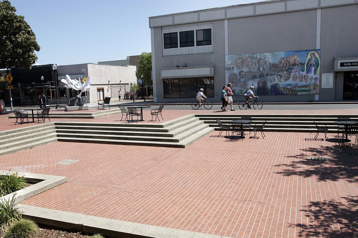 Dwight Murray Plaza