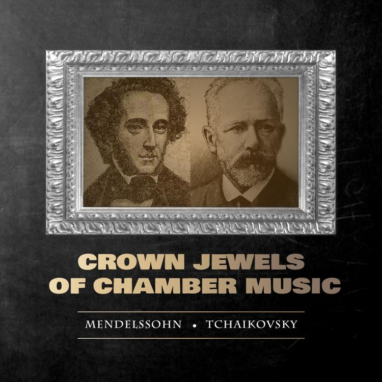 Crown Jewels of Chamber Music Poster