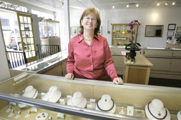 Lydia Wilson of Marlow & Company Jewellers