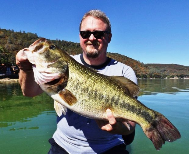 Troll for kokanee salmon and rainbows at lake berryessa for Berryessa fishing report