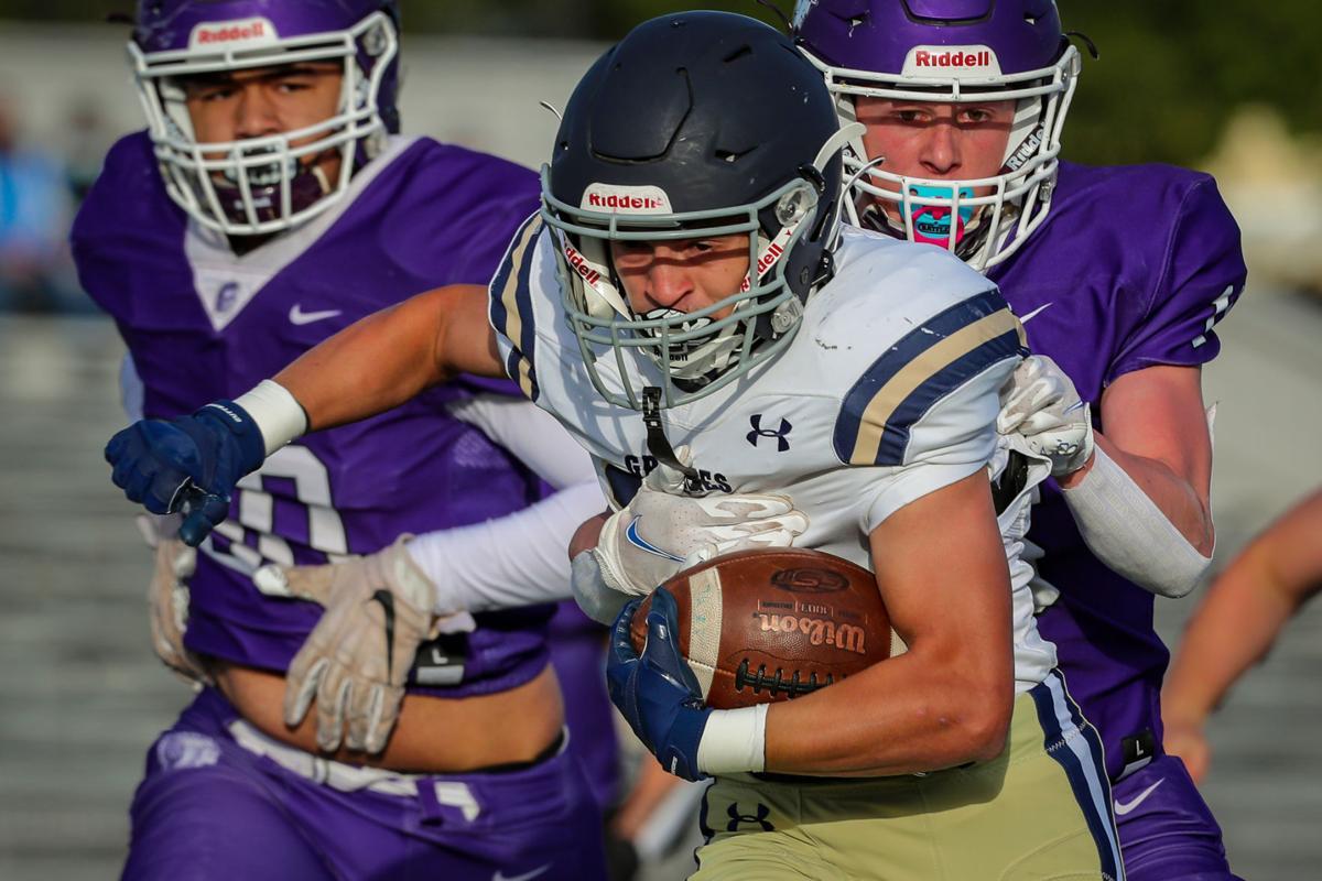 Petaluma High Trojans vs. Napa High Grizzlies Varsity Football