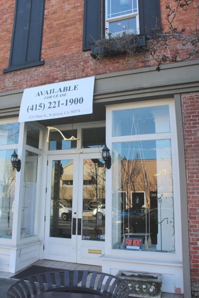Footcandy storefront, for lease