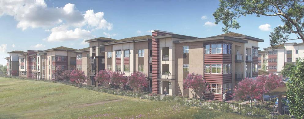 The Braydon apartments, Phase II