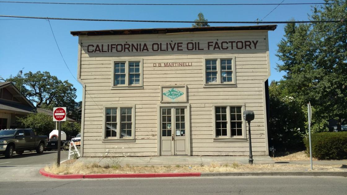 Scout Hall: From olive oil factory to home of scouting in St. Helena