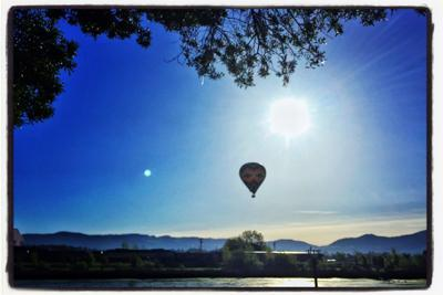 River Balloon