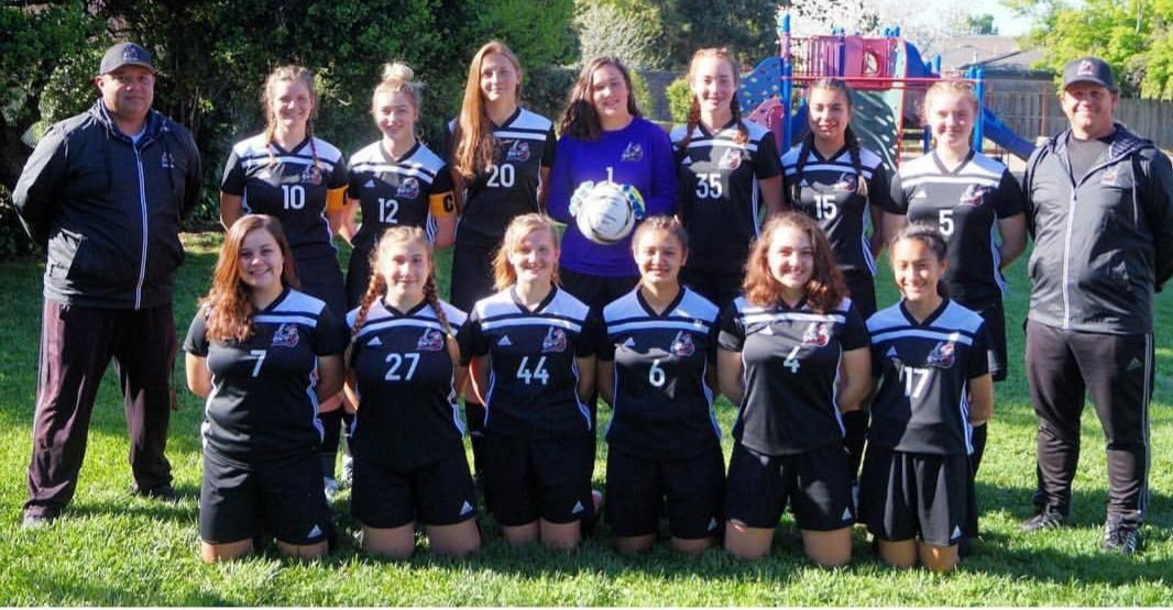 Trinity Prep girls soccer