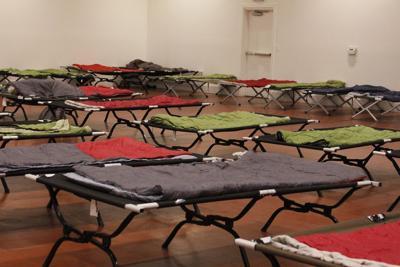 Napa winter homeless shelter 1