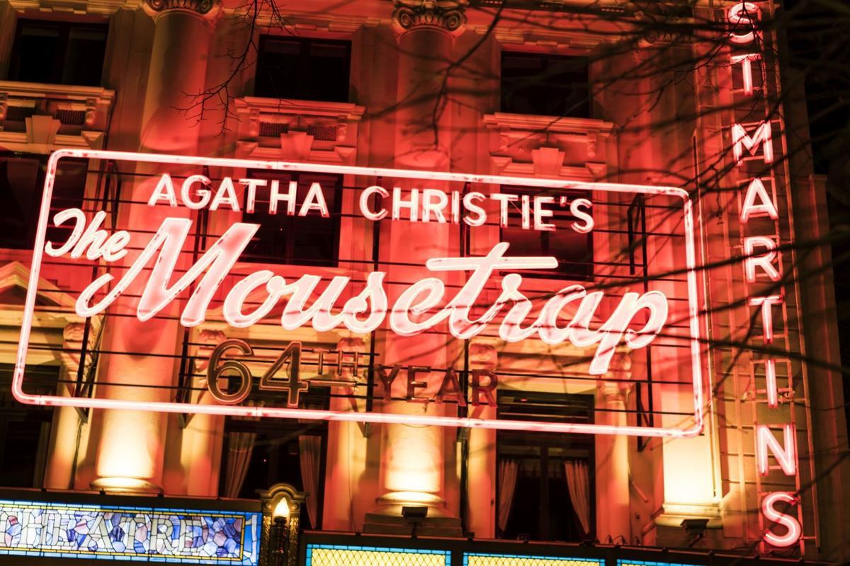 Agatha Christie The Mousetrap