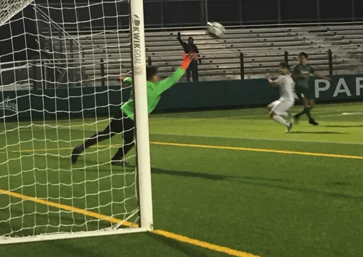 Napa at De La Salle in boys soccer playoffs