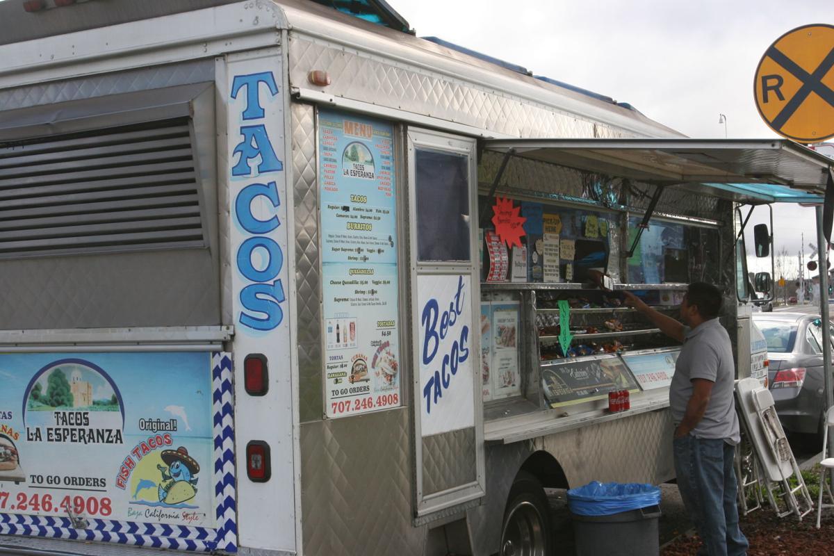 Food Trucks Tacos La Esperanza