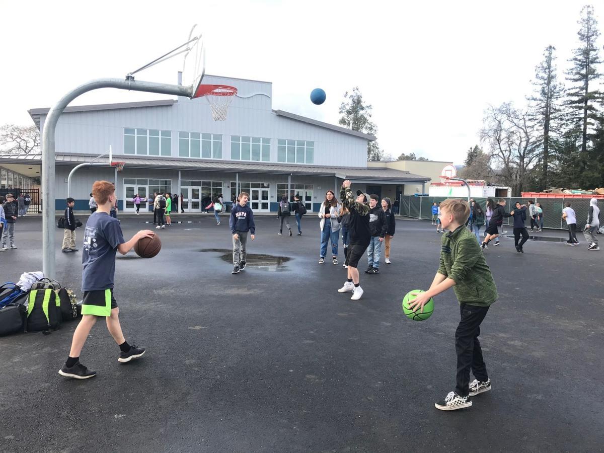 River Middle School in Napa
