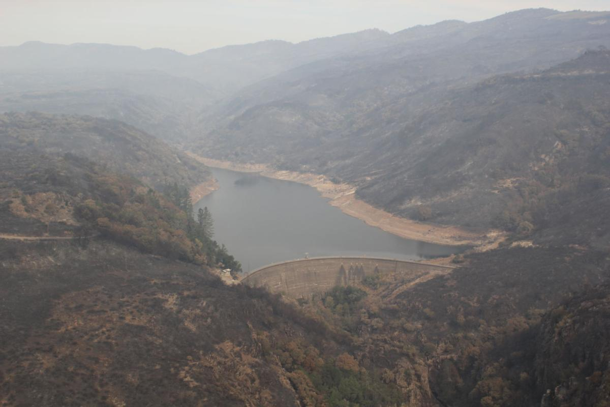 Milliken Reservoir