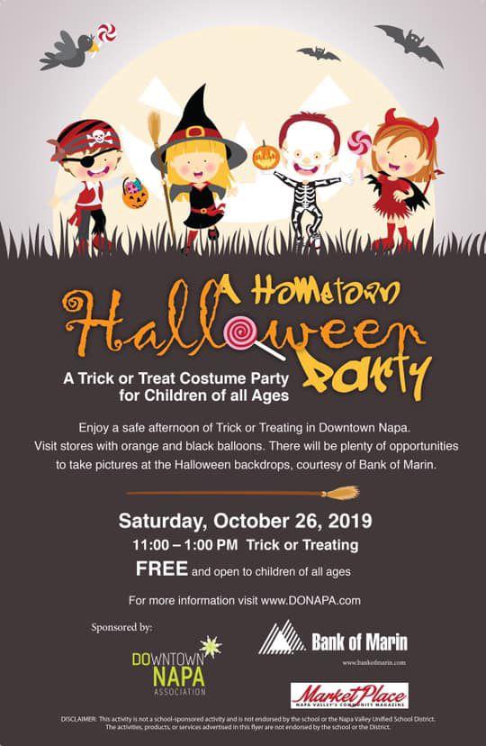 Hometown Halloween 2019
