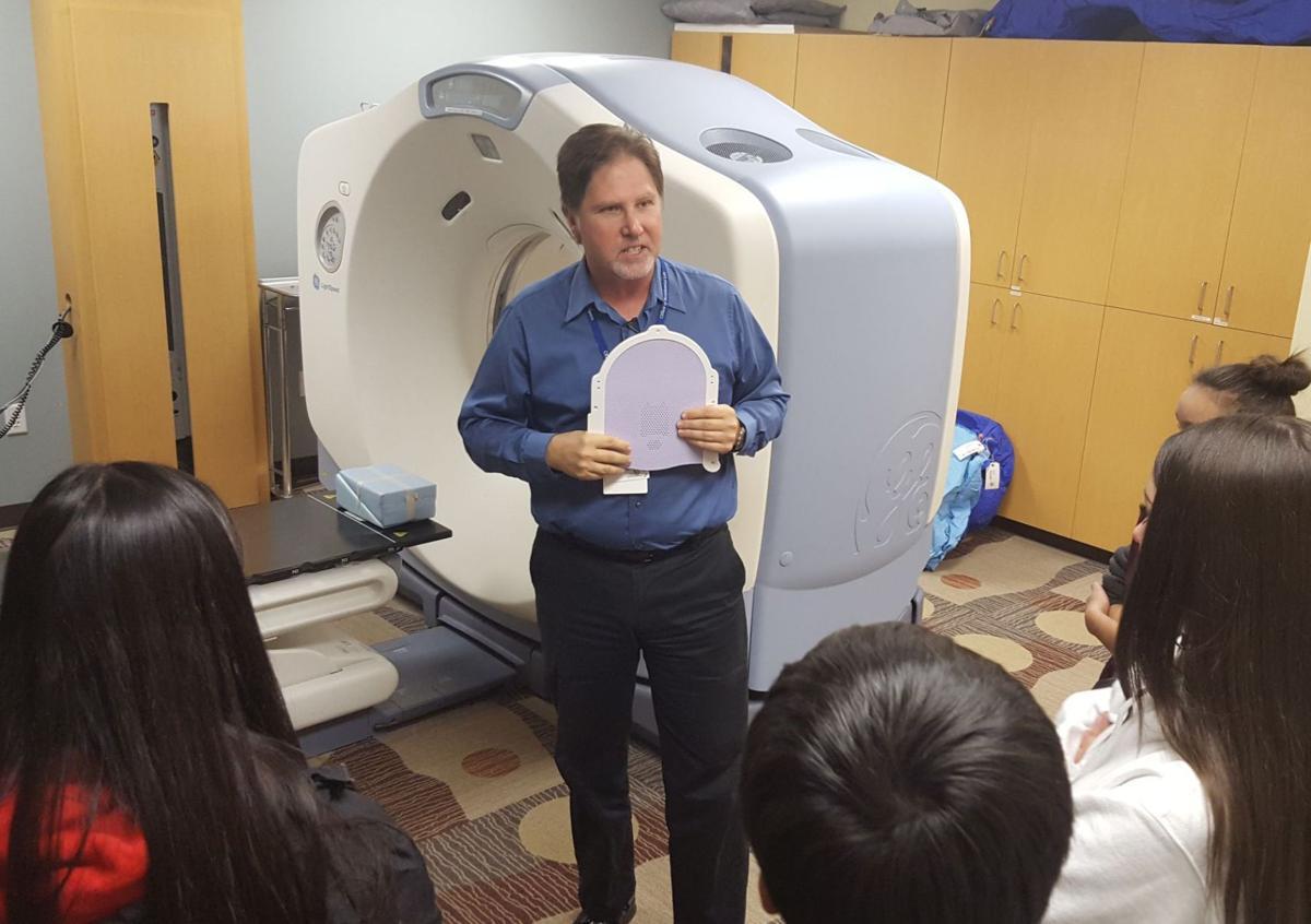 Scott Culbertson Sutter Solano Cancer Center